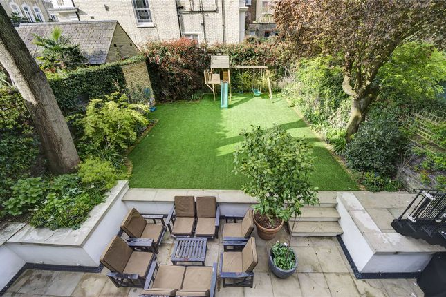 Garden of The Little Boltons, London SW10