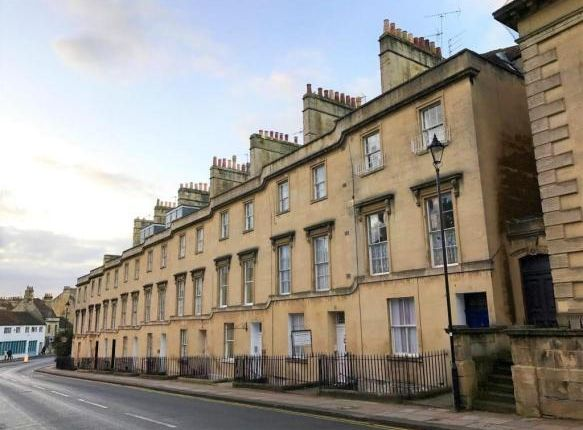 Thumbnail 7 bedroom terraced house for sale in Charlotte Street, Bath, Avon