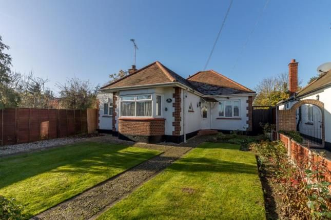 Thumbnail Bungalow for sale in Benfleet, Essex