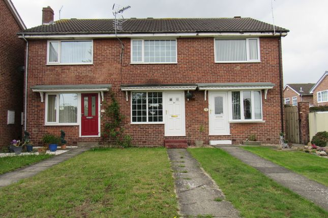 Thumbnail Terraced house to rent in Staunton Road, Cantley