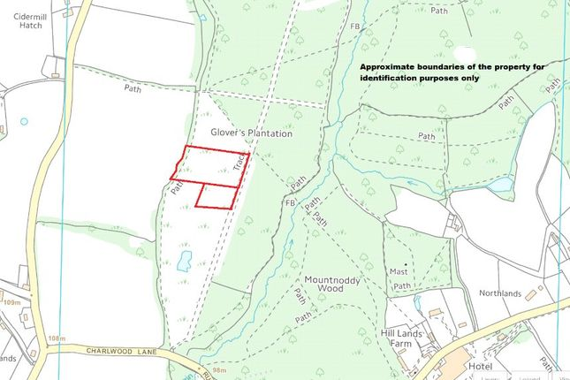 Commercial property for sale in Russ Hill, Charlwood, Horley