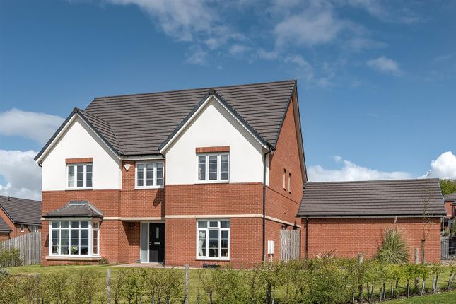 Thumbnail Detached house for sale in Harvest Close, Garforth, Leeds