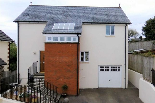 Thumbnail Detached house for sale in The Fieldings, Chittlehampton, Umberleigh
