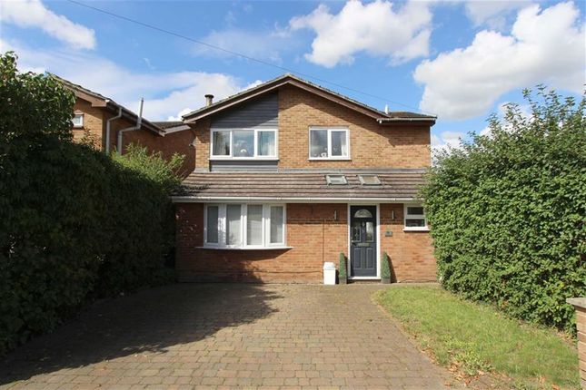 Thumbnail Detached house for sale in Carnation Close, Leighton Buzzard