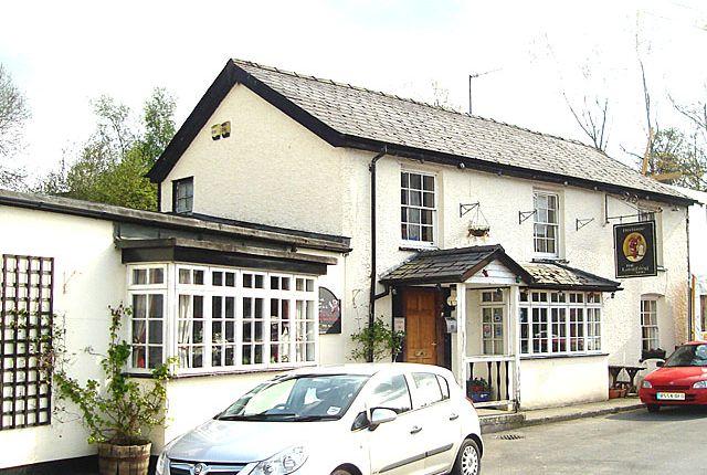 Thumbnail Pub/bar for sale in Llandrindod Wells, Powys