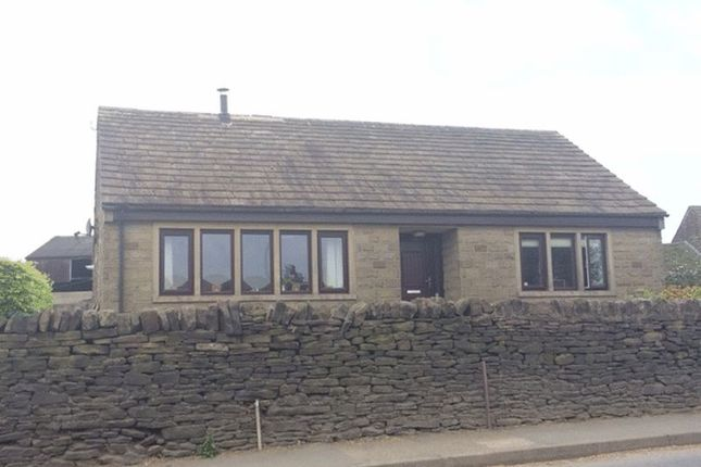 Thumbnail Detached bungalow for sale in Fleece Farm Bungalow, Midway, Huddersfield.