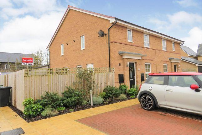 Thumbnail Property for sale in Aqua Drive, Hampton Water, Peterborough