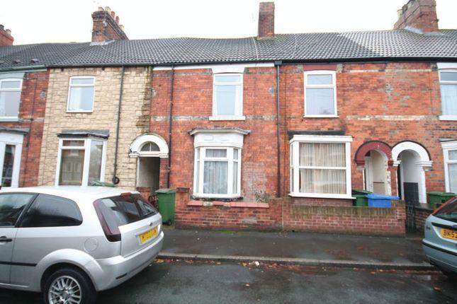 Thumbnail Terraced house to rent in Wilbert Lane, Beverley