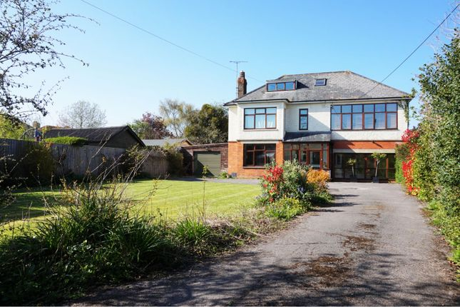 Thumbnail Detached house for sale in Shoreditch Road, Taunton