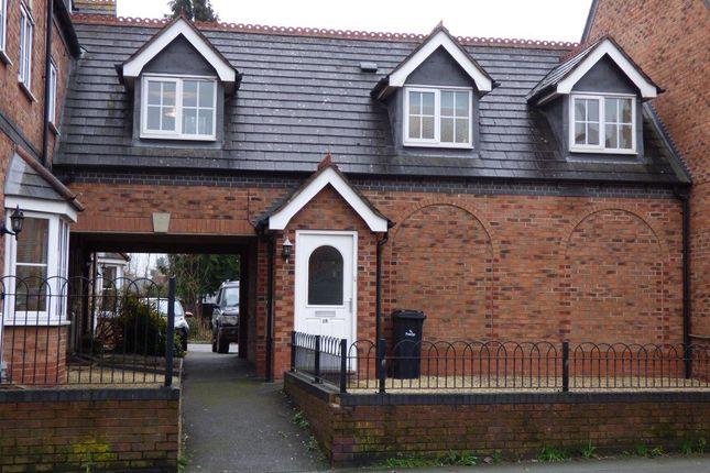 Thumbnail Flat for sale in Hafan Deg, Welshpool