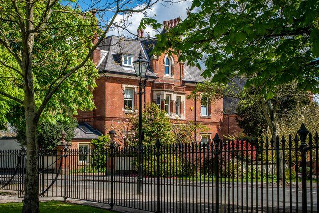 Thumbnail Detached house for sale in Duke William Mount, The Park, Nottingham