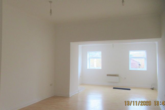 Thumbnail Studio to rent in Oddfellows, Bridgend Road, Maesteg, Bridgend.