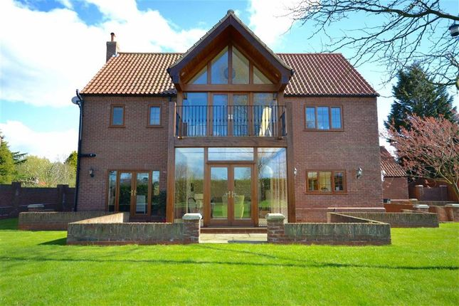 Thumbnail Property for sale in Knowles Garth, North Thoresby, Grimsby