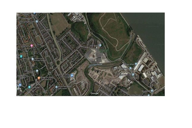 Thumbnail Land to let in Dock Road North, Birkenhead