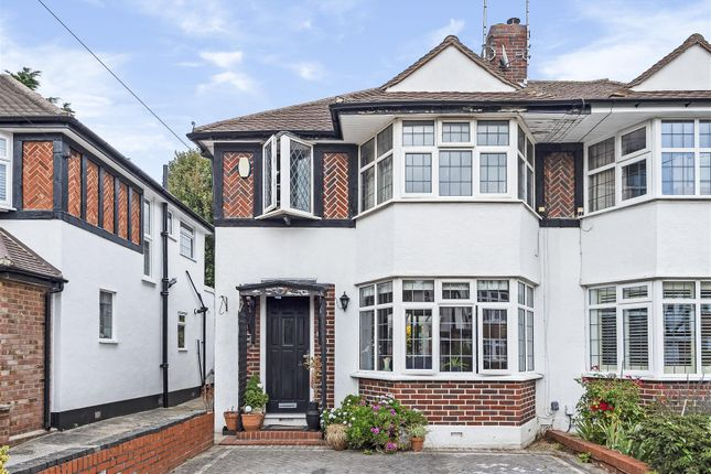 3 bed semi-detached house for sale in Garth Road, Kingston Upon Thames KT2