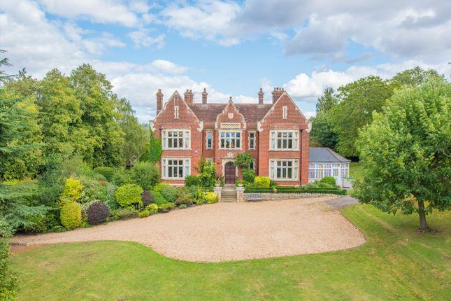 Thumbnail Detached house for sale in Bedford Road, Milton Ernest, Bedford, Bedfordshire