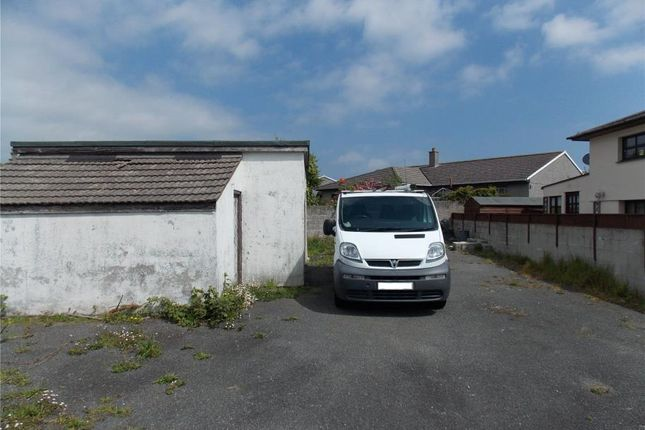 Thumbnail Land for sale in Trevelyan Road, Illogan, Redruth