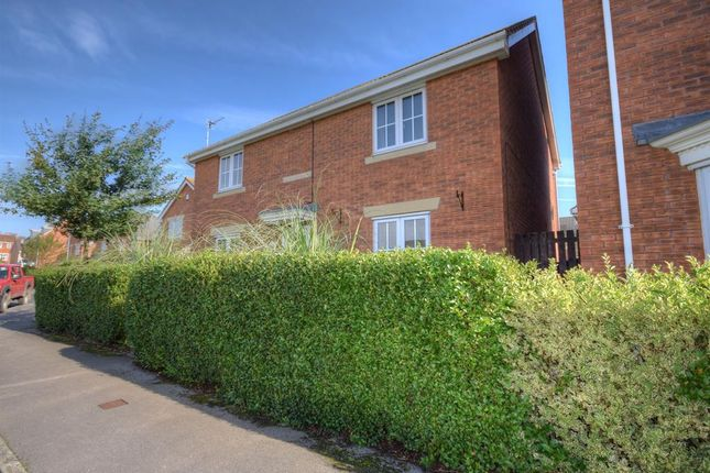 Thumbnail Detached house for sale in Cotterdale Close, Bridlington
