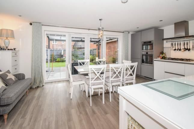 Kitchen Diner of Boonton Meadows Way, Queniborough, Leicester, Leicestershire LE7