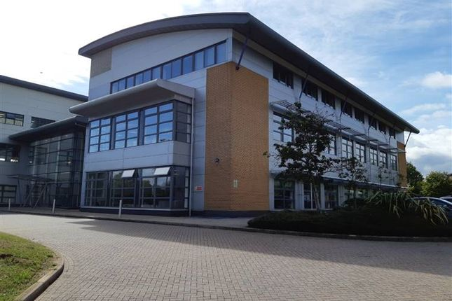 Thumbnail Commercial property to let in Milford House Pynes Hill, Exeter