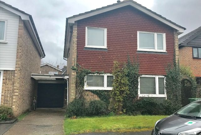 Thumbnail Link-detached house for sale in Evesham Close, Sutton