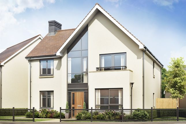 Thumbnail Detached house for sale in The Garnet V, Bramshall Meadows, Bramshall, Uttoxeter
