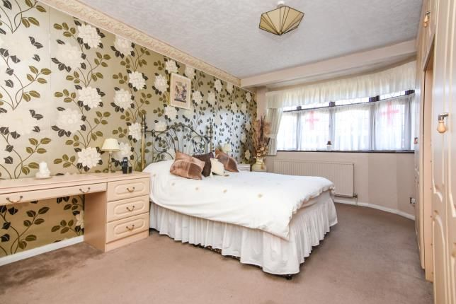 Bedroom One of Romford, Havering, United Kingdom RM1