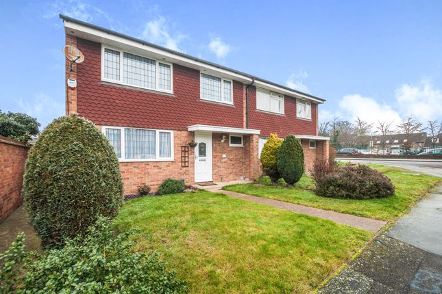 Thumbnail Semi-detached house for sale in Middle Walk, Burnham, Slough
