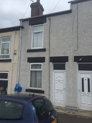 Thumbnail Terraced house to rent in Sandhill Road, Rawmarsh