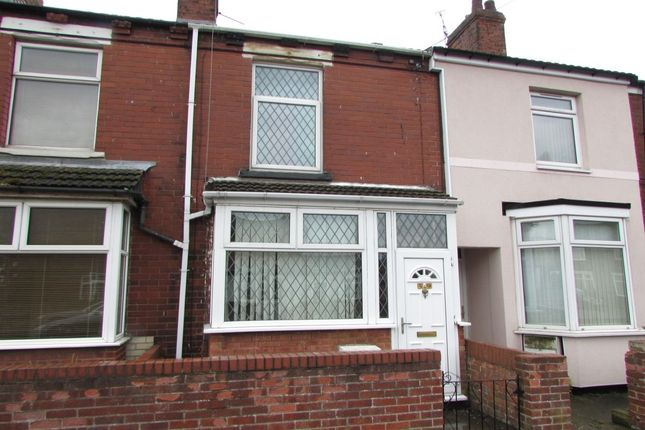 Thumbnail Terraced house to rent in Beauchamp Street, Scunthorpe