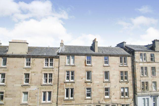 Front View of Fowler Terrace, Edinburgh EH11
