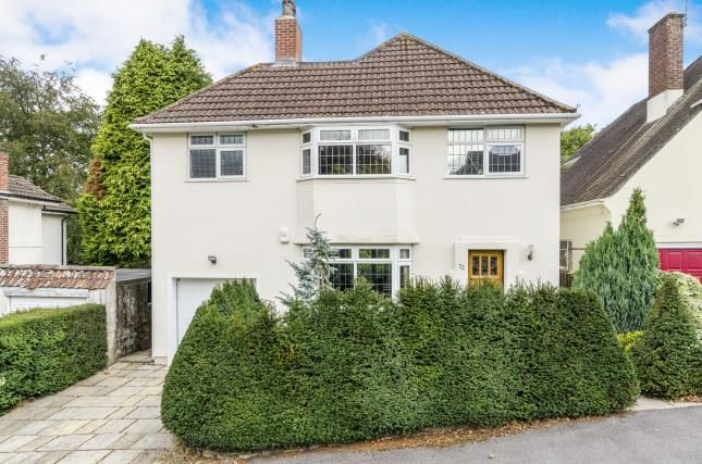Thumbnail Detached house for sale in Bassett Dale, Southampton