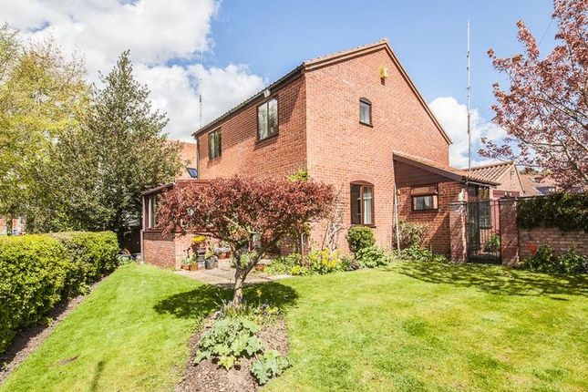 Thumbnail Detached house for sale in Meadow Cottage, Church Close, Coltishall