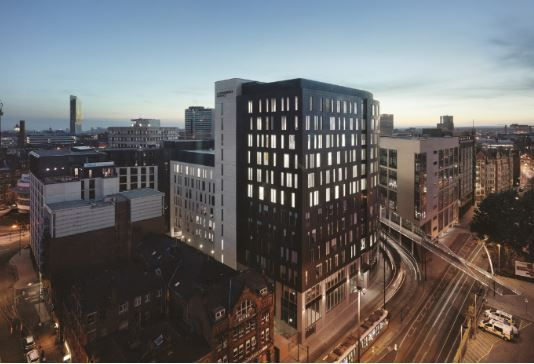 Thumbnail Office to let in 4 Piccadilly Place, Manchester