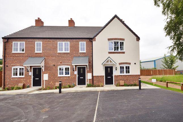 Thumbnail Semi-detached house for sale in Plot 15, Belle Vue Lane, Blidworth