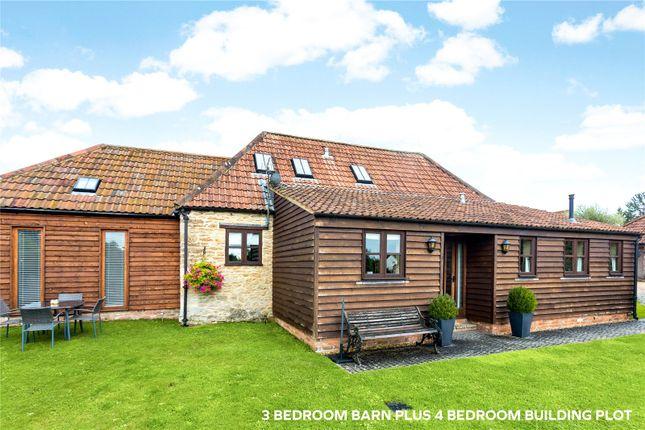 Thumbnail Barn conversion for sale in The Barton, Norton St Philip, Bath