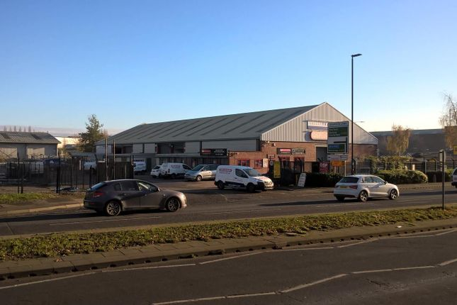 Thumbnail Industrial to let in Unit 3, Valley Trade Park, Greenland Road, Sheffield