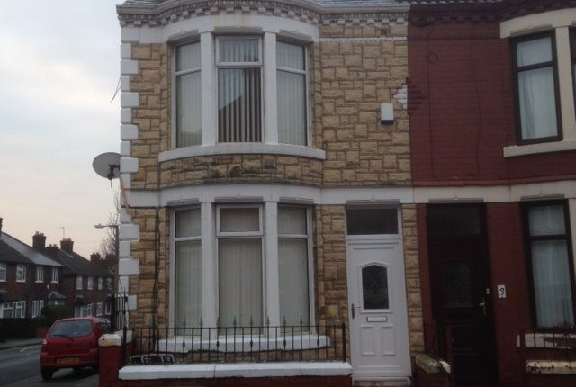 3 bed end terrace house to rent in Willowcroft Road, Wallasey CH44