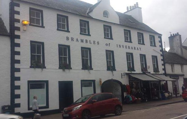 Thumbnail Retail premises to let in 13 Main Street East, Inveraray