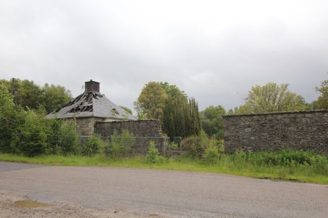 Thumbnail Land for sale in Rosehall, Lairg