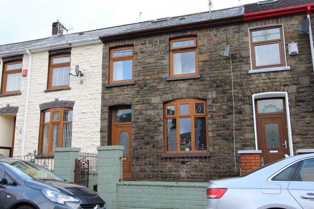 Thumbnail Terraced house for sale in Brynhyrfyd Terrace -, Ferndale