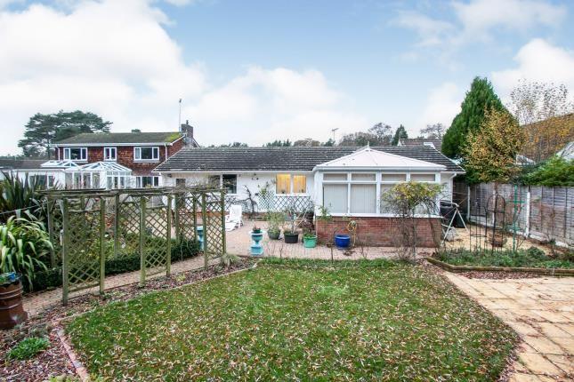 Rear View of Grosvenor Close, Ashley Heath, Ringwood BH24
