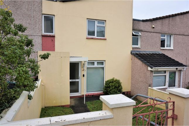 Thumbnail Terraced house for sale in Mersey Close, Plymouth