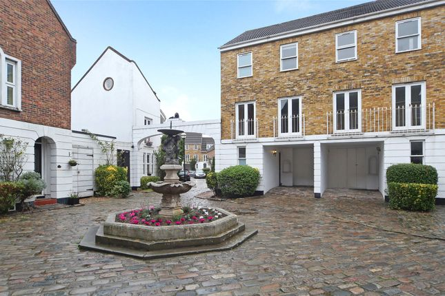 Thumbnail Mews house to rent in Robinscroft Mews, Sparta Street, Greenwich, London