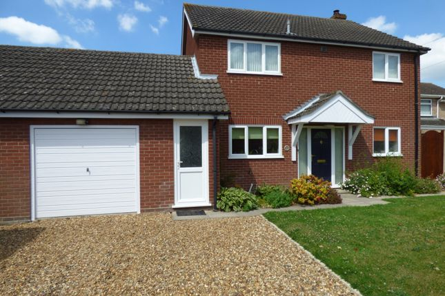 4 bed detached house for sale in Church Road, Alpington