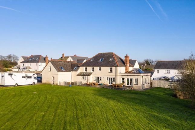 Thumbnail Detached house for sale in Minster Fields, Manaccan, Helston, Cornwall