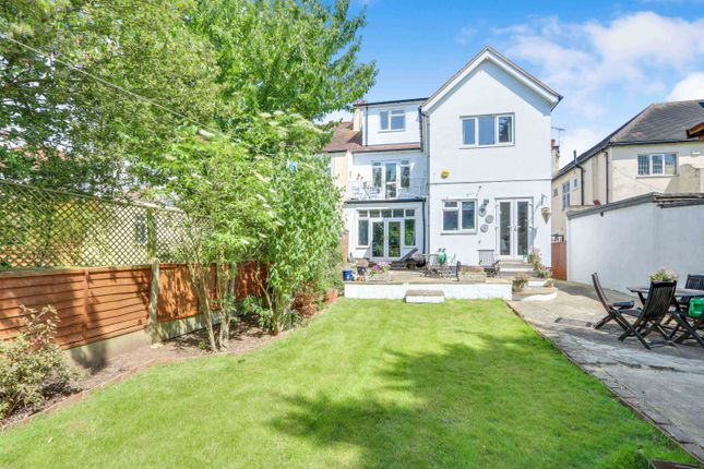 Thumbnail Semi-detached house for sale in Marine Estate, Leigh-On-Sea, Essex