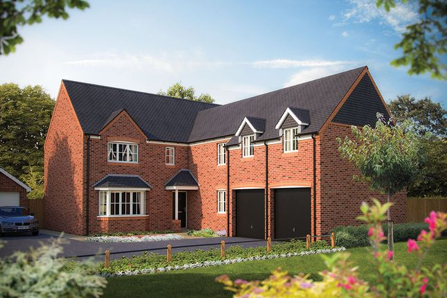 "Thumbnail Detached house for sale in ""The Birkenshaw"" at Barnton Way, Sandbach"