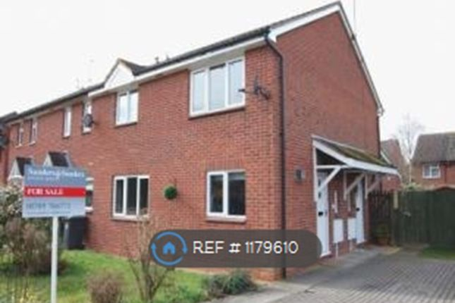 Thumbnail End terrace house to rent in Seymour Road, Alcester