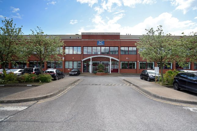 Thumbnail Office to let in Ground & First Floors, Sc House, Vanwall Business Park, Vanwall Road, Maidenhead